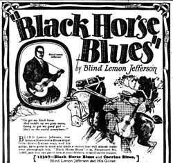 Blind Lemon: Black Horse